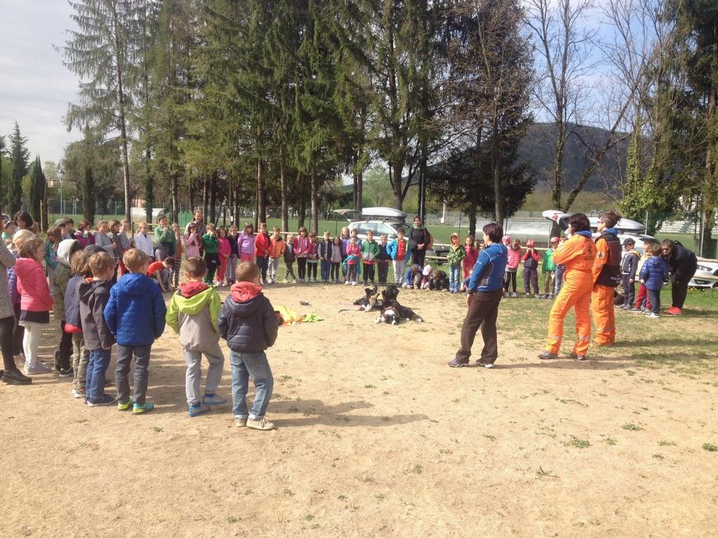 Dan varnosti v Špetru. Foto: Janko Volarič