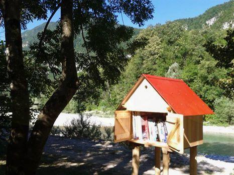 SeniKnjig letos tudi v občini Kobarid
