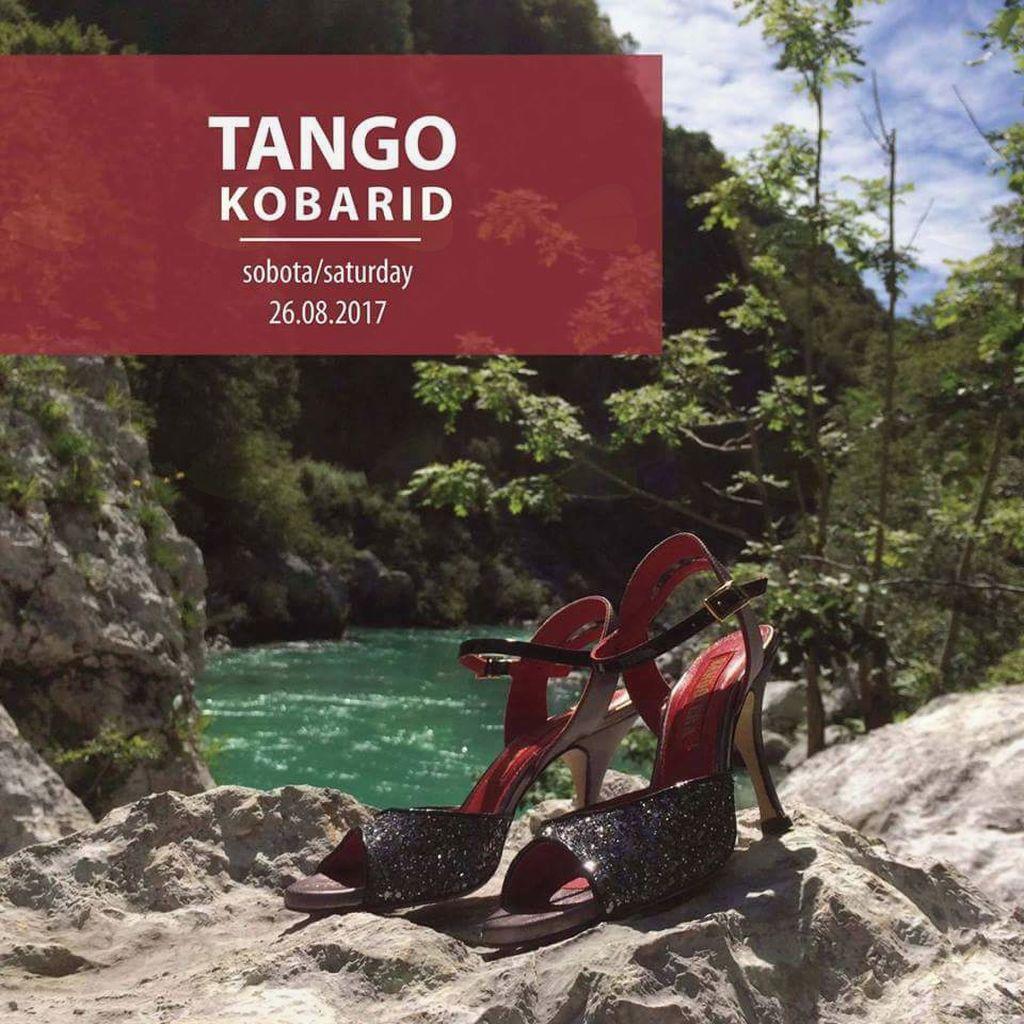 Tango večer v Kobaridu