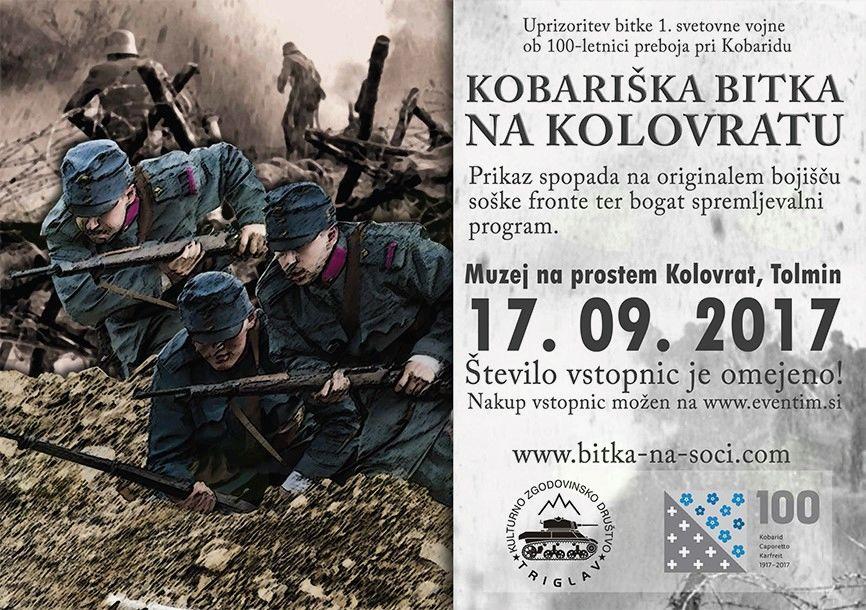 Kobariška bitka na Kolovratu