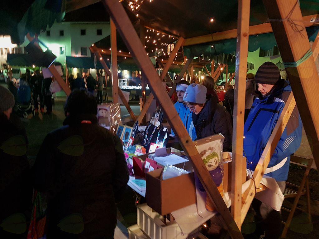 Miklavževa tržnica v Kobaridu