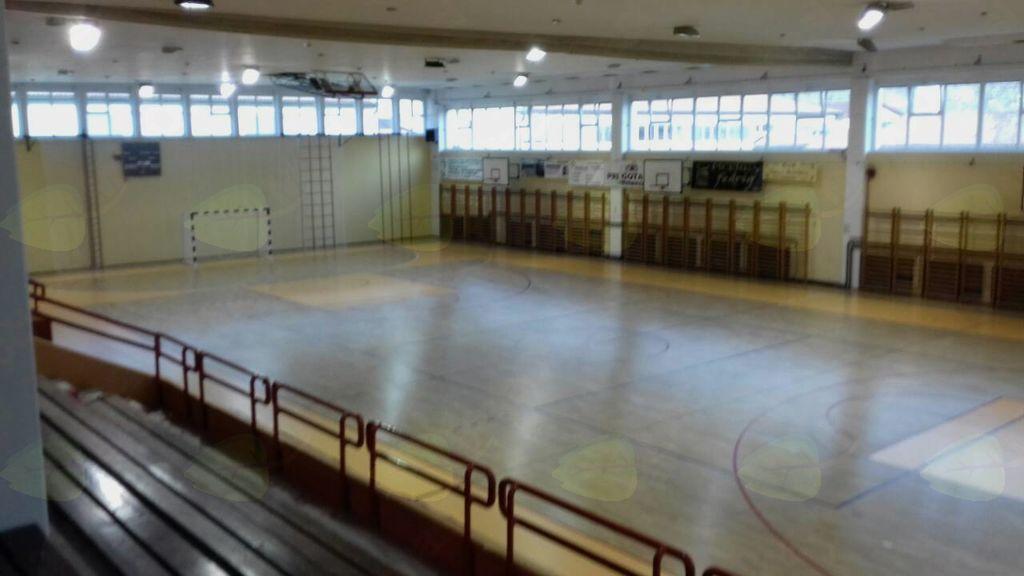 Odprtje prenovljene Športne dvorane Kobarid in futsal tekma KMN Oplast Kobarid:FC Maribor