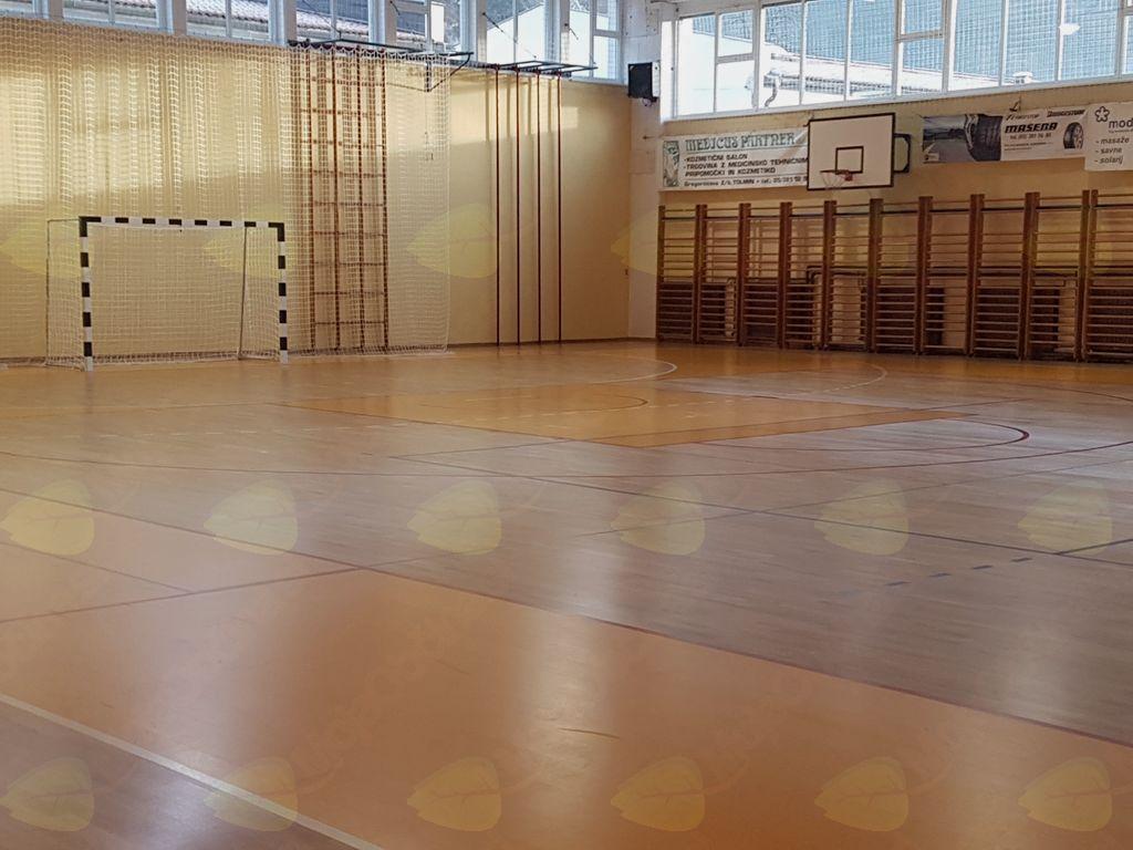 Odprtje prenovljene Športne dvorane Kobarid