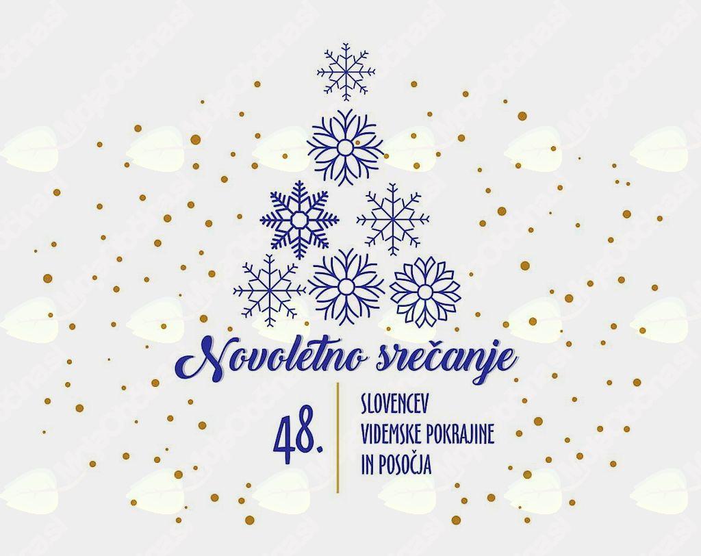 Novoletno srečanje Slovencev Videmske pokrajine in Posočja