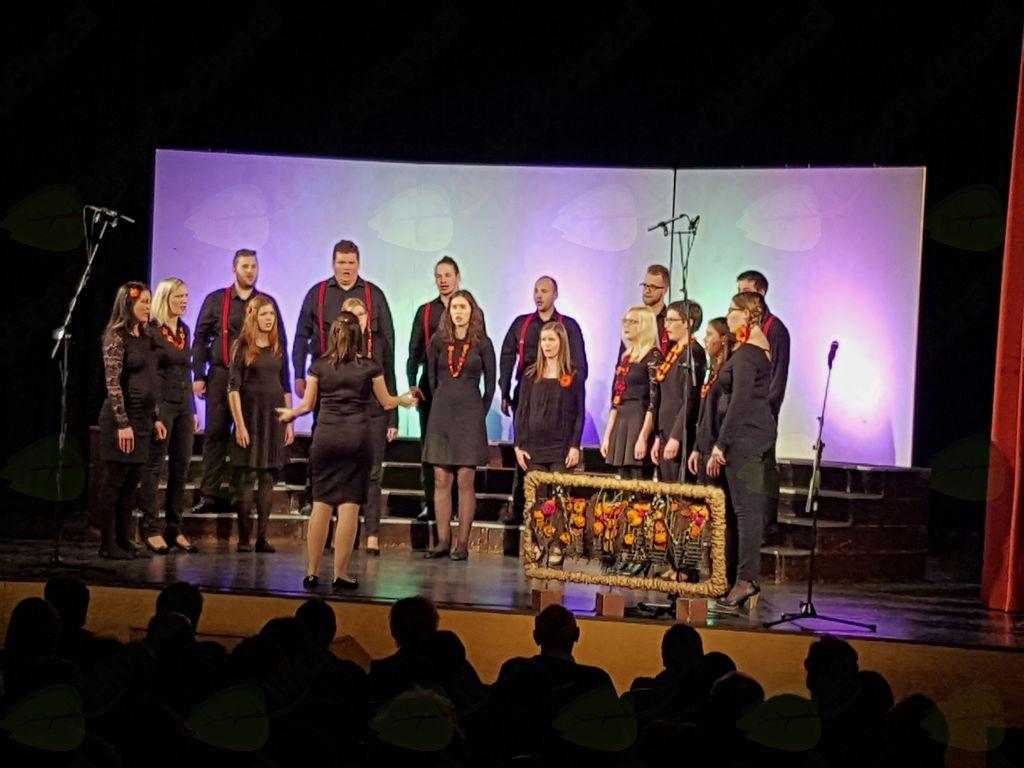 Mešani pevski zbor