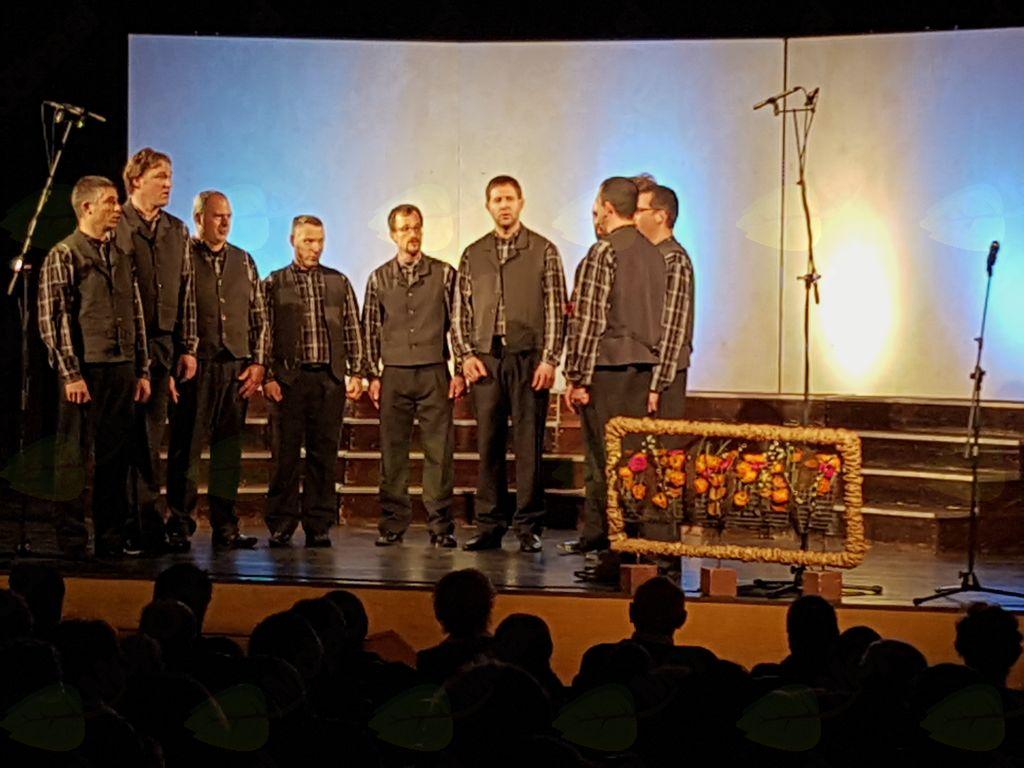 Vokalna skupina Snežet.