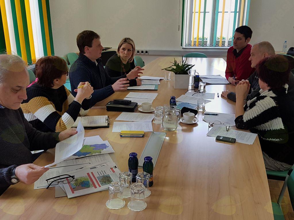 Vzpostavitev razvojnega sodelovanja med Slovenskimi in Italijanskimi občinami se nadaljuje