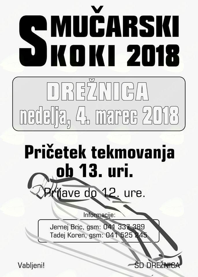 Smučarski skoki - Drežnica 2018