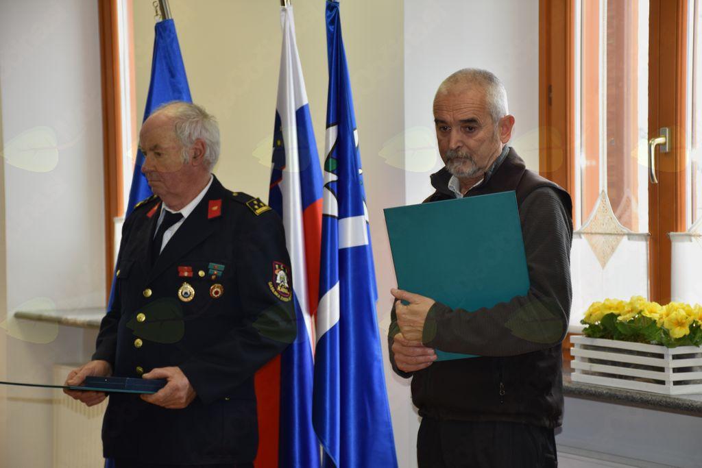Regijska podelitev priznanj Civilne zaščite