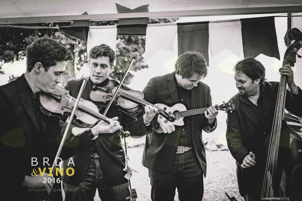 Poletje v Kobaridu - Podokničarji, koncert