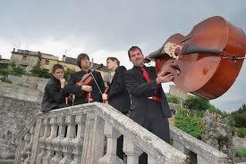 Poletno koncertno dogajanje v Kobaridu