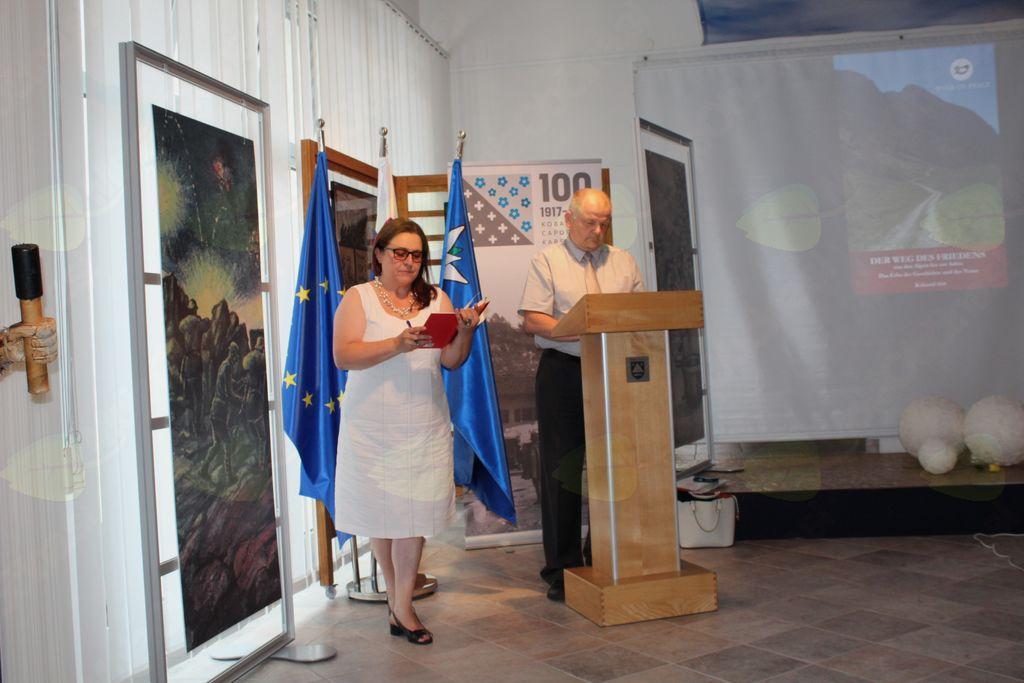 Župan je sprejel delegacijo županov iz Solnograške regije