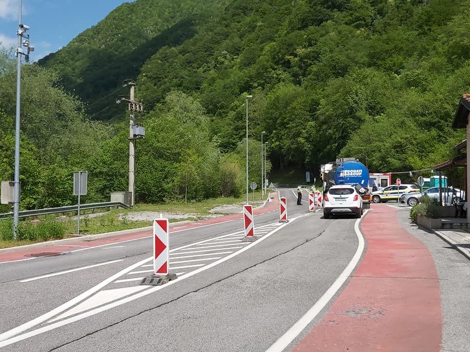 Mejni prehod Robič odprt do 23. ure