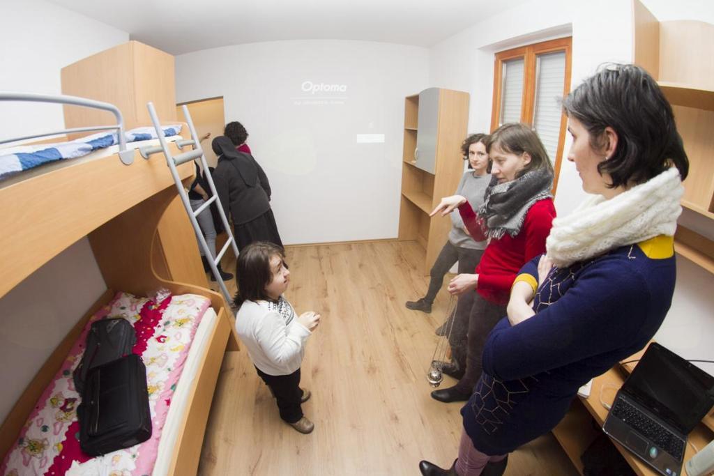 Blagoslov obnovljenega stanovanja