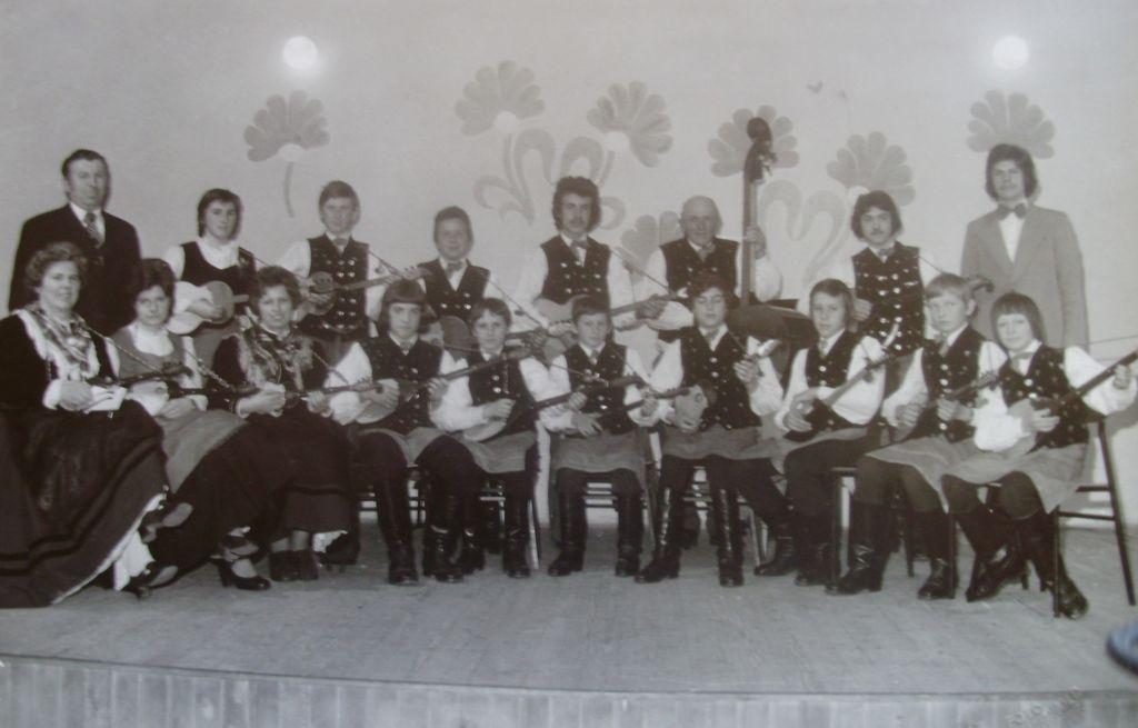 Prenovljeni in ponosno v pisanje nove tamburaške zgodovine