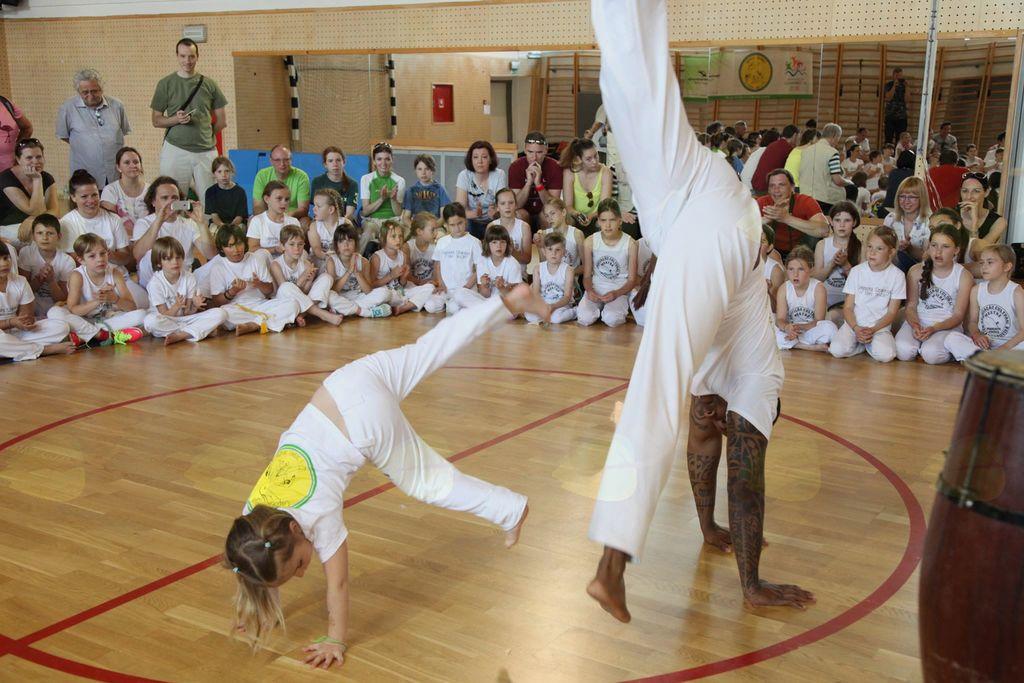 Capoeira Slovenija - teden odprtih vrat