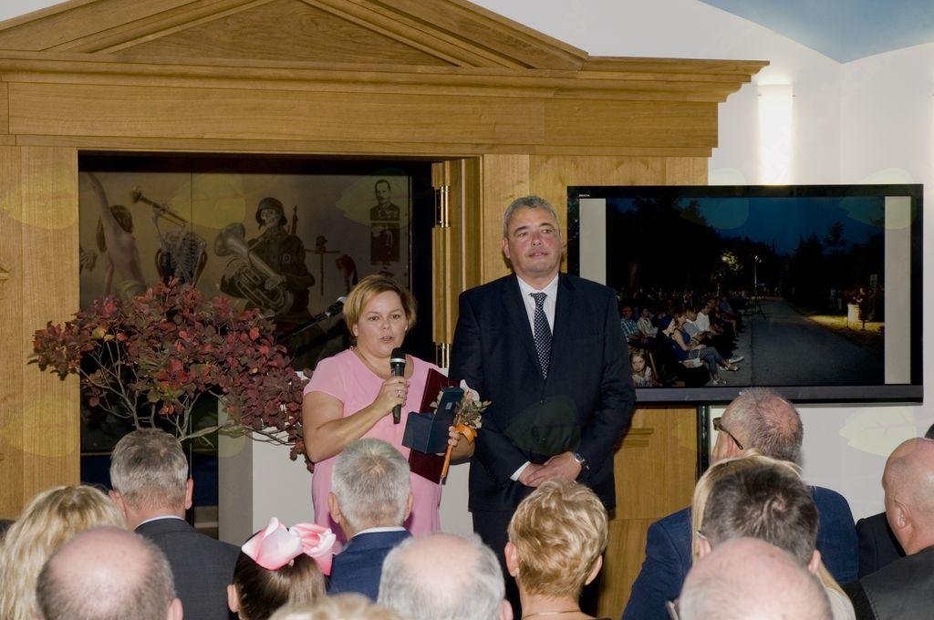 Sonja Cijan, predsednica Kulturnega društva Stanko Vuk
