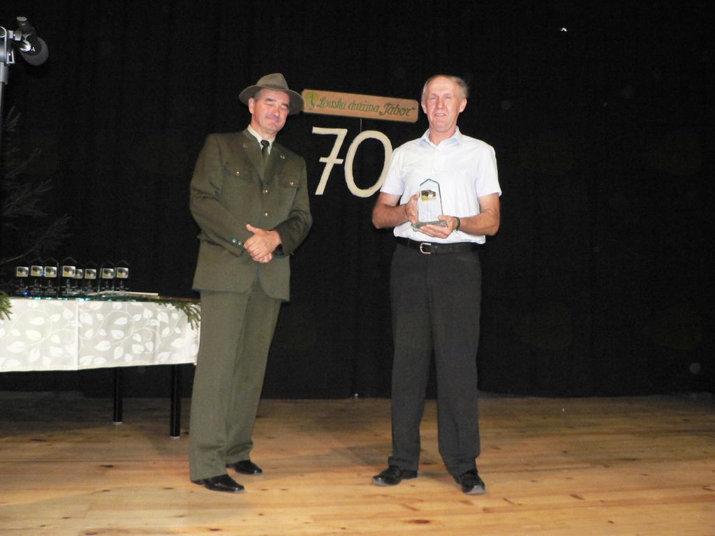 70 let delovanja Lovske družine Tabor