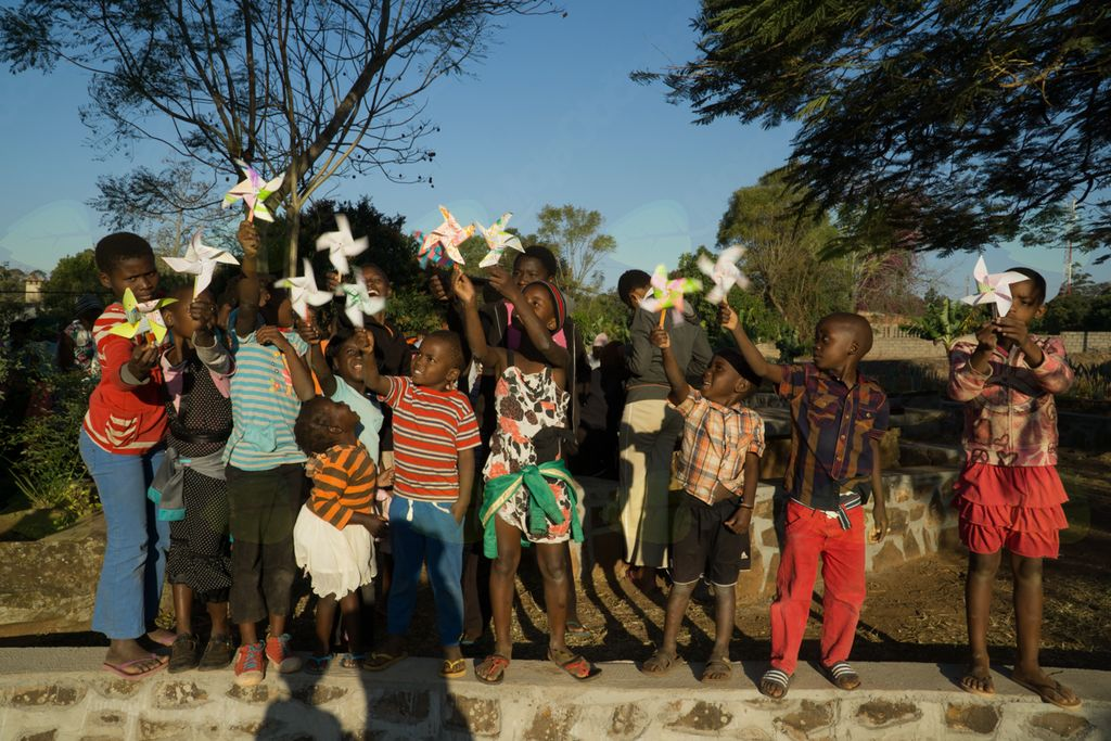 Izkušnja prostovoljstva v Mozambiku