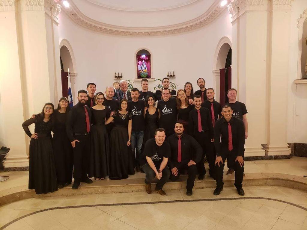Koncert v Paranaju