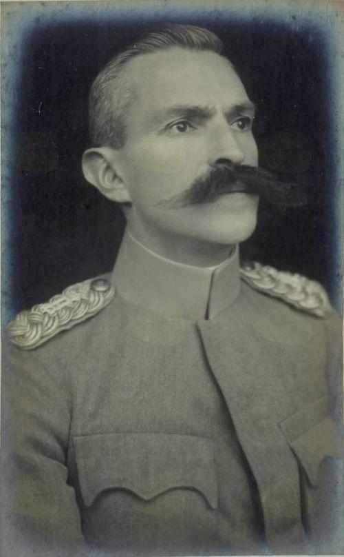 Portret generala Rudolfa Maistra