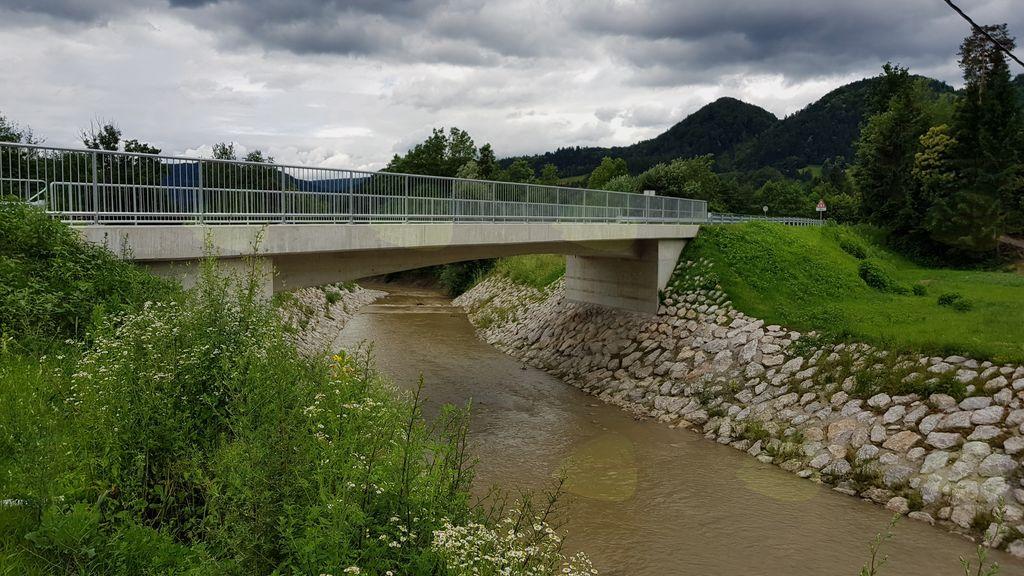 Most do AMZS Centra varne vožnje predan v uporabo
