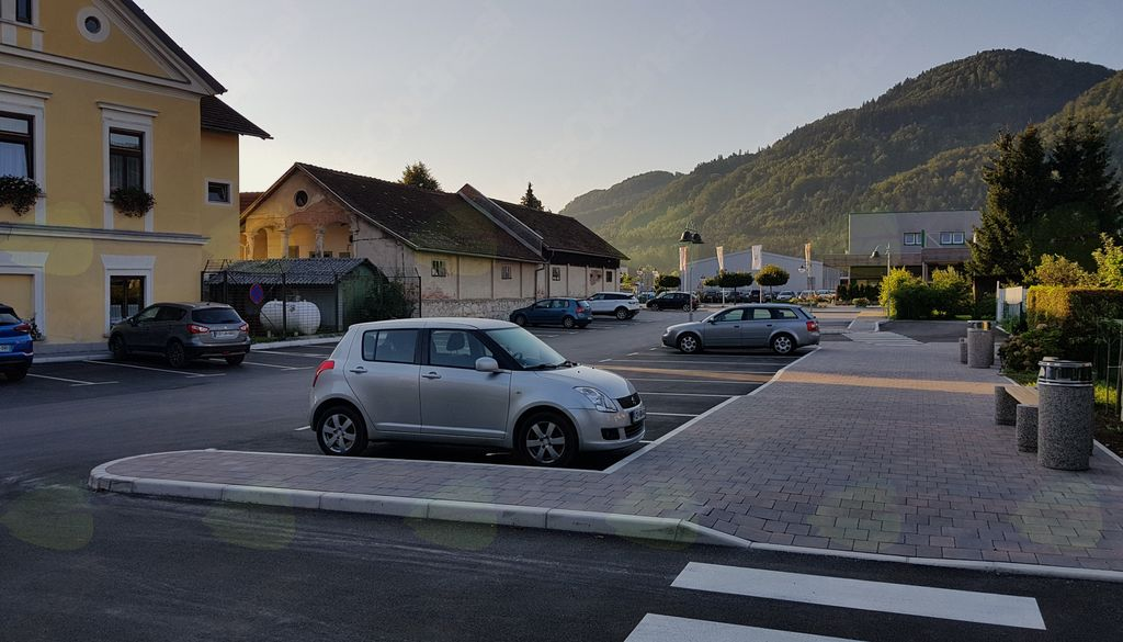 Novo parkirišče