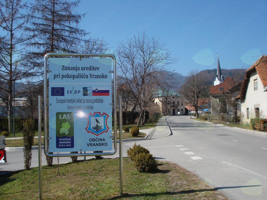 Črpanje evropskih sredstev Občine Vransko v obdobju 2007–2018