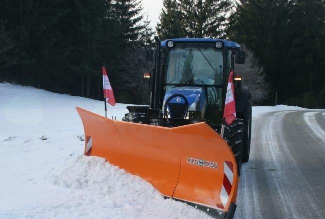 Izvajalci zimske službe na območju občine Vransko v sezoni 2018/19
