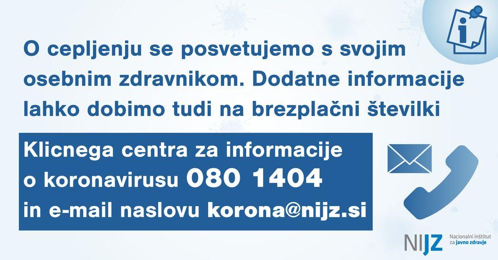 Cepljenje proti covidu-19 na Vranskem ponovno jutri, 23. septembra