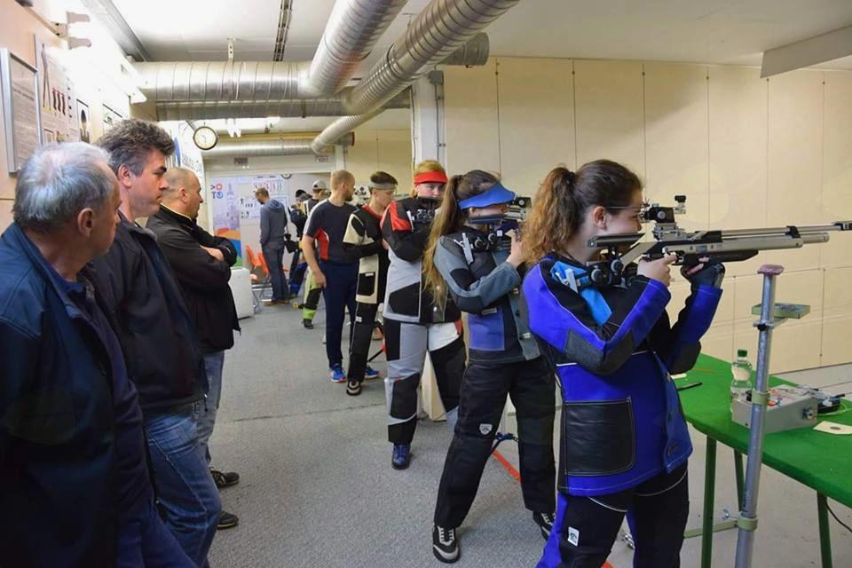 Priprave kadetske reprezentance Novo mesto 2017