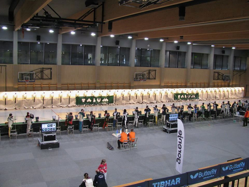 V organizaciji SD Kidričevo je bil izveden zadnji, 6. turnir državnih lig v streljanju z zračnim orožjem