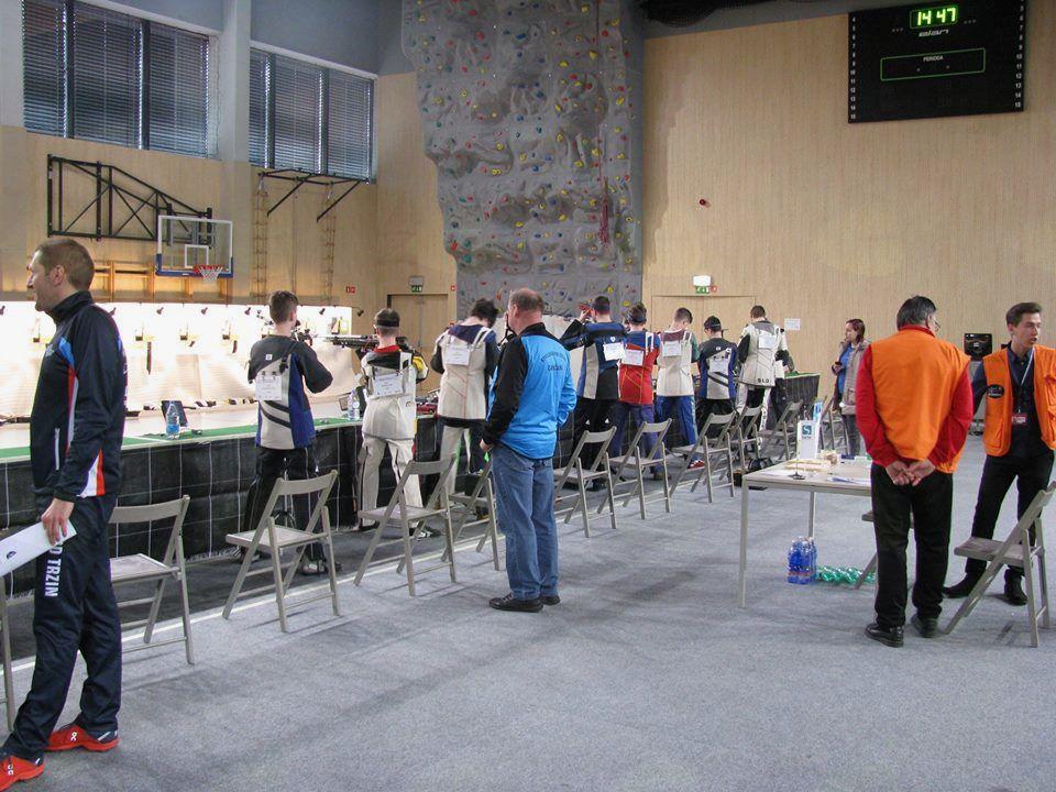 27. državno prvenstvo do 17 let z zračnim orožjem v Kidričevem