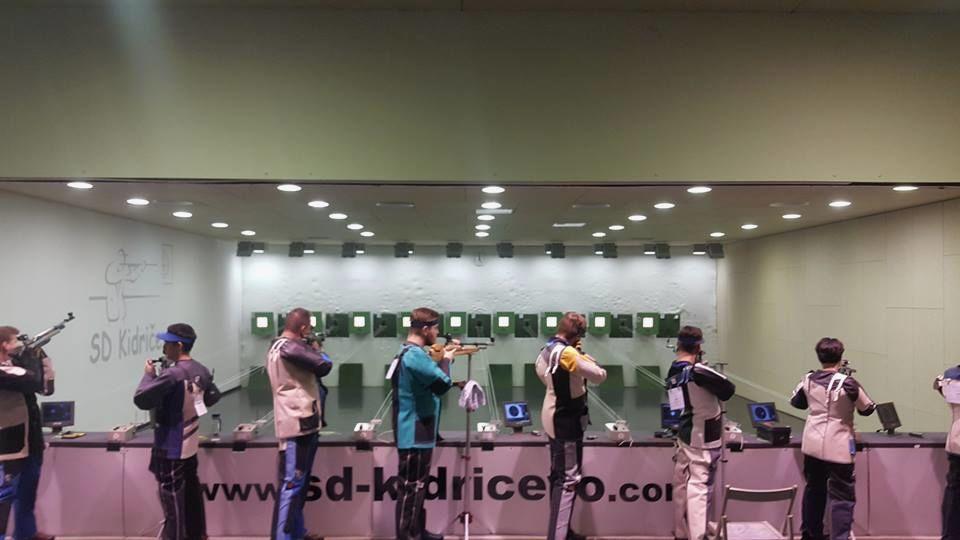 II. DL Standard PUŠKA, turnir V.