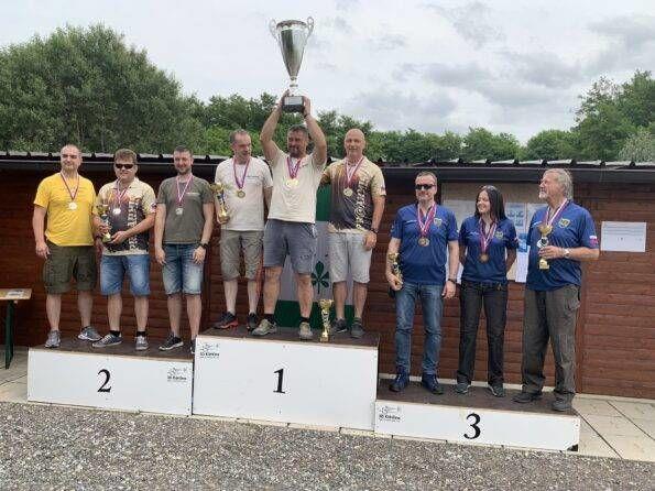 Veliki zmagovalci Pokala Kidričevo, že tretje leto zapored: SD Proarmis.