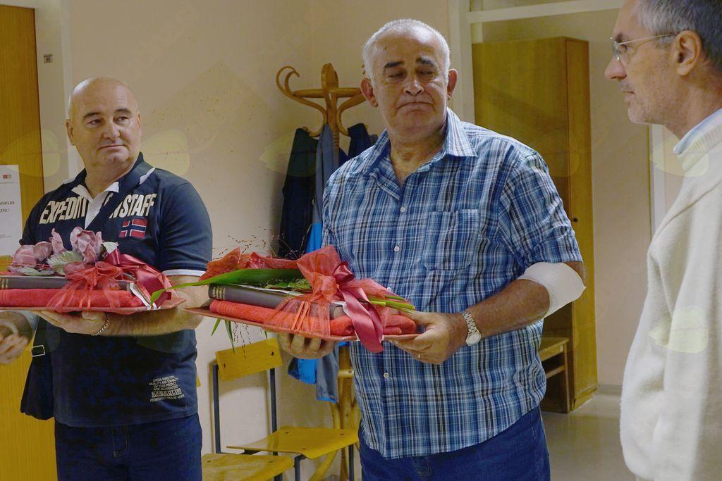 Zahvala vitezoma Marjanu in Antonu