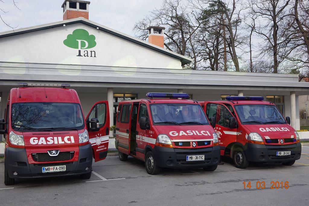 Varen prevoz v terme Mali Moravci