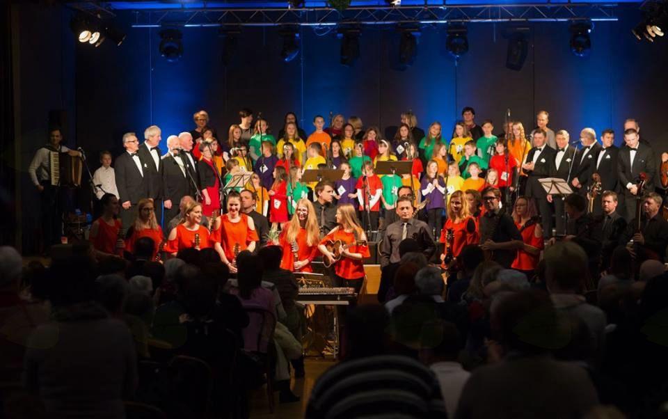 Koncert moškega pevskega zbora TALUM Kidričevo