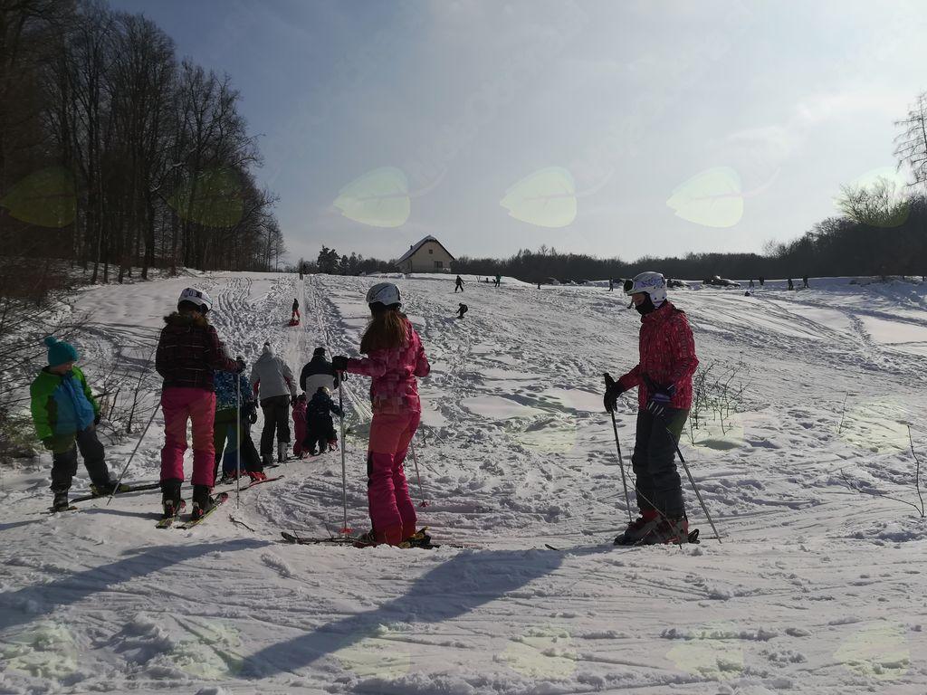 Zimsko veselje na Trebežu
