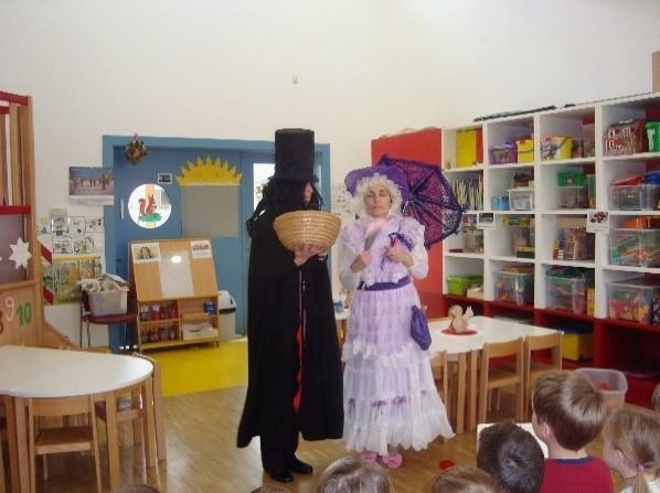 Kulturni teden v vrtcu Kidričevo