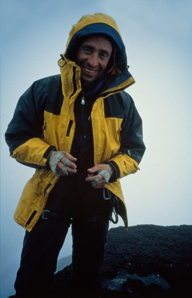 Predstavitev knjige Alpinist in predavanje s Silvom Karom