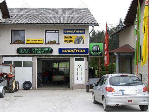 Pneumatic center Tkavc