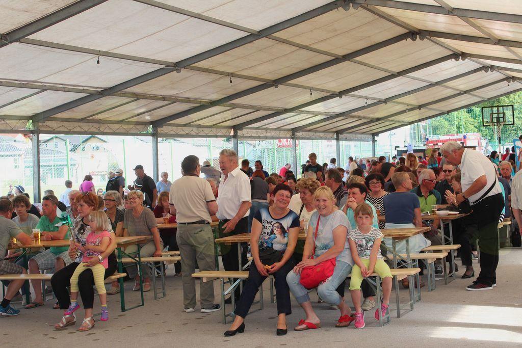 Srečanje krajanov s predstavitvijo dejavnosti društev 2017