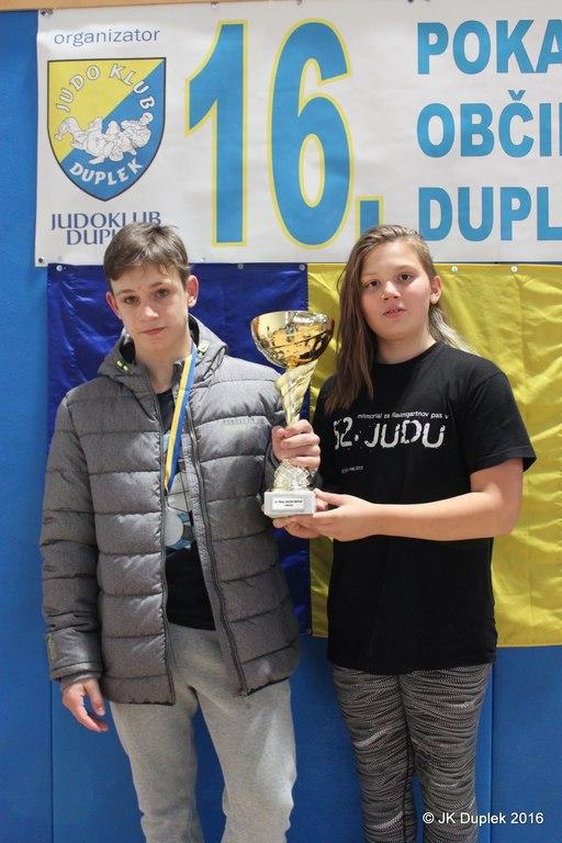 16. Mednarodni turnir občine Duplek 2016