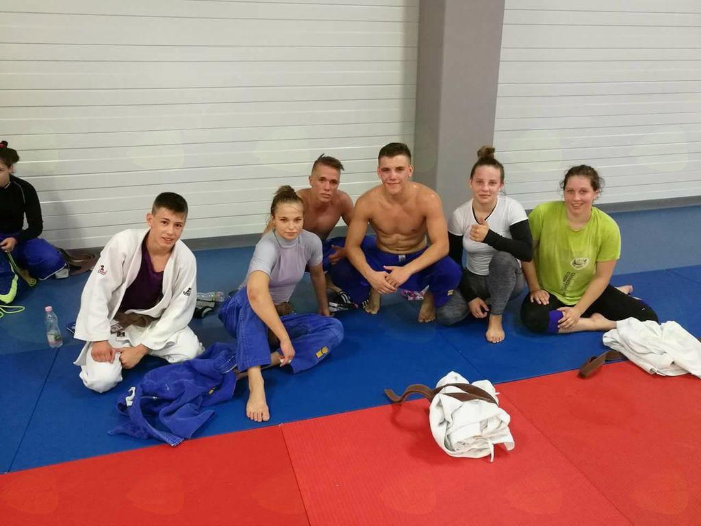 Staš Kokotovič 7.mesto na olimpijadi mladih Gyor  2017