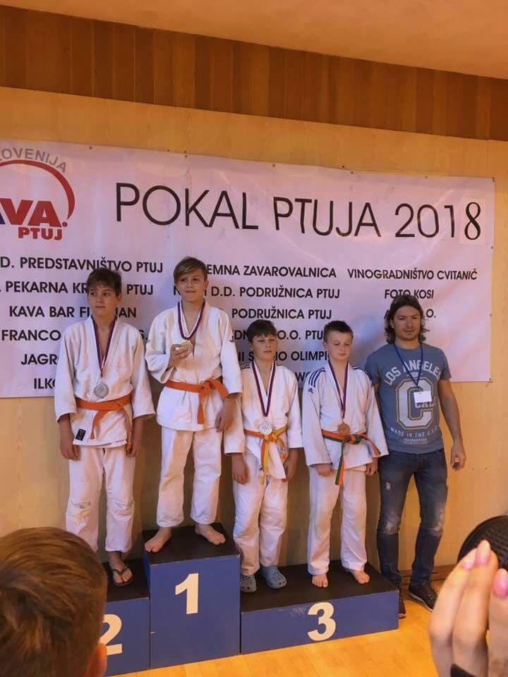 31. mednarodno prvenstvo Ptuja 2018