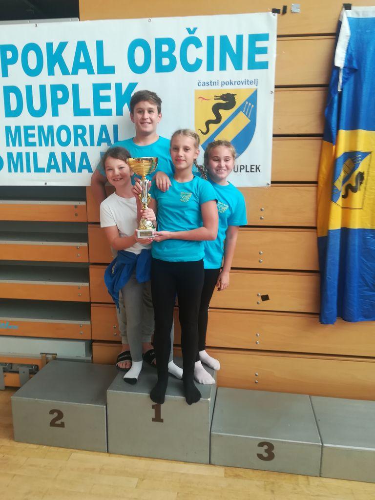 Pokal občine Duplek 2019