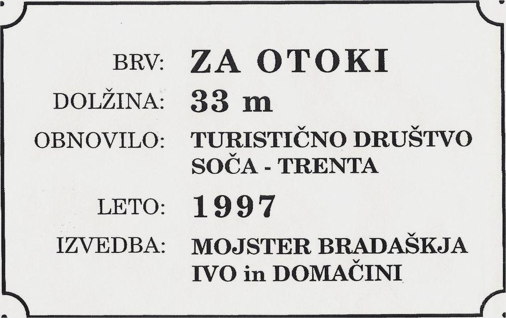 TURISTIČNO DRUŠTVO SOČA-TRENTA – 30 LET