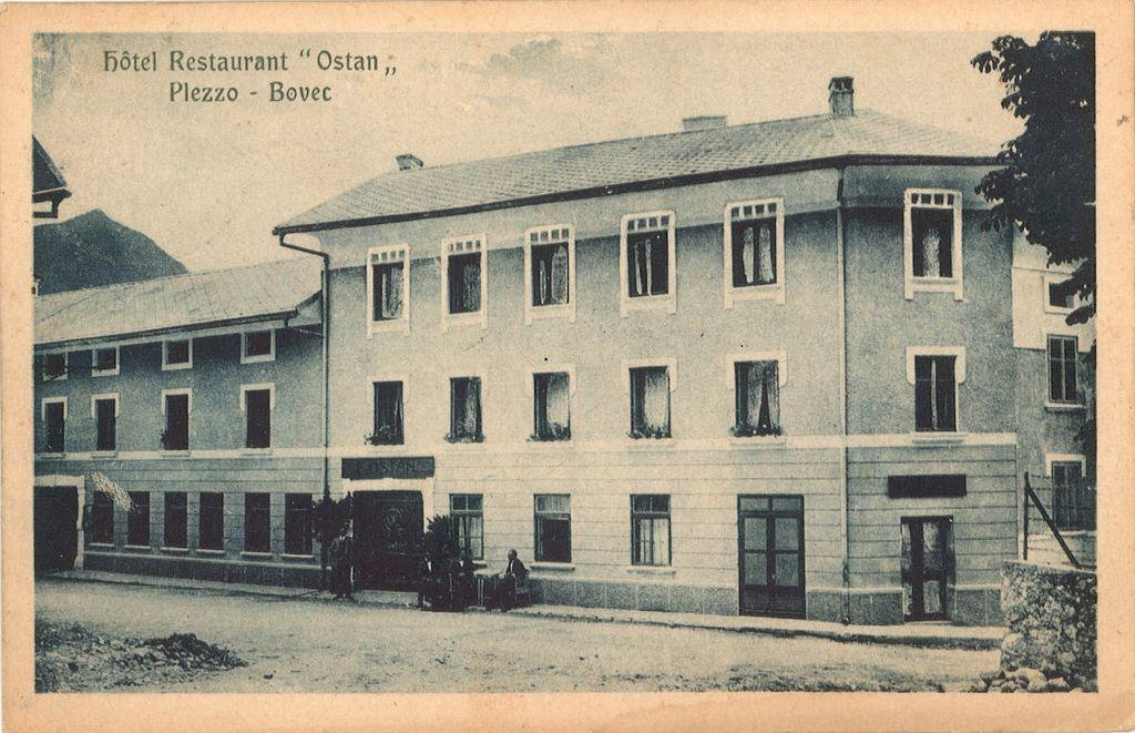 Hotel Ostan (Tolminski muzej)