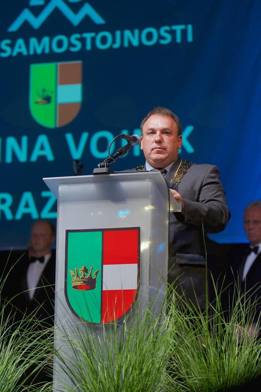 Župan Občine Vojnik Branko Petre